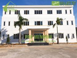Công trình Công ty Bumhan Việt Nam, đường số 7 KCN Hòa Khánh, Đà Nẵng