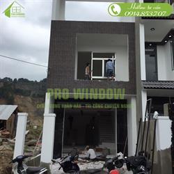 Công trình cửa nhôm xingfa Anh Lệ, Khu Đô Thị Phước Lý, Đà Nẵng