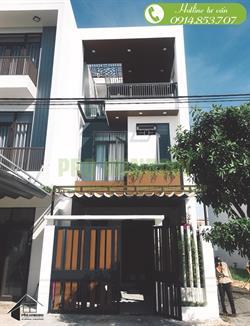 Công trình cửa nhôm xingfa ở Đà Nẵng, nhà anh Cường, KDC Hòa Xuân, Đà Nẵng