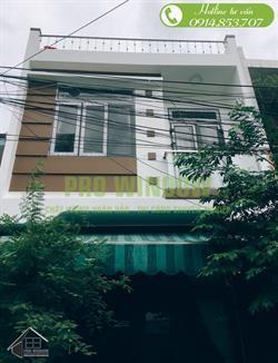 Công trình cửa nhôm xingfa ở Đà Nẵng, Công trình cô Anh, Nguyễn Bỉnh Khiêm, Đà Nẵng