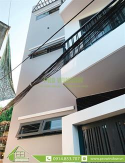 Công trình cửa nhôm Xingfa nhà anh Khánh, , K478 Lê Duẩn, Đà Nẵng