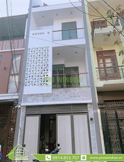 Cửa nhôm Xingfa nhà anh Tuấn, 10 Nguyễn Gia Thiều, Đà Nẵng