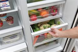 Đặc điểm của tủ lạnh Side By Side Nhật bãi