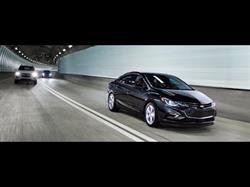 Giới thiệu Chevrolet Cruze 2016 Sedan