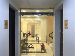 Cửa tự động bệnh viện T4 Hòe Nhai - Hà Nội
