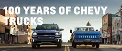 Chevrolet Colorado Centennial - Phiên bản kỷ niệm 100 năm