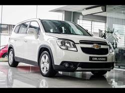Giá lăn bánh Chevrolet Orlando - Các khoản chi phí ra biển xe Orlando