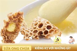 Sữa ong chúa kiêng kỵ gì – Mọi điều cần biết