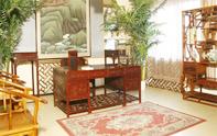 Đồ gỗ Vạn Lợi: Một không gian đậm nét Á Đông