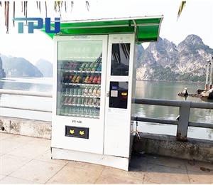 Máy bán hàng tự động tại các khu du lịch
