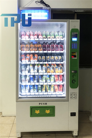 Công ty Partrol Vina lắp đặt full máy bán hàng tự động TPU cho toàn bộ hệ thống xưởng