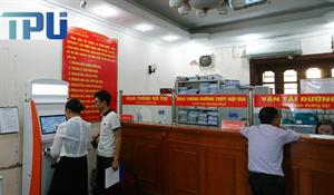 Lắp đặt SMART POST I tại Sở giao thông vận tải Hà Nội