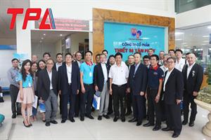 25 doanh nghiệp Nhật Bản thăm quan và tìm kiếm cơ hội hợp tác tại TPA