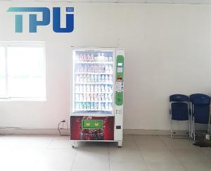Thái nguyên đã có máy bán hàng tự động TPU bán nước giải khát