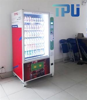 Kiếm thêm thu nhập thật dễ dàng nhờ máy bán hàng tự động Teklife Vending