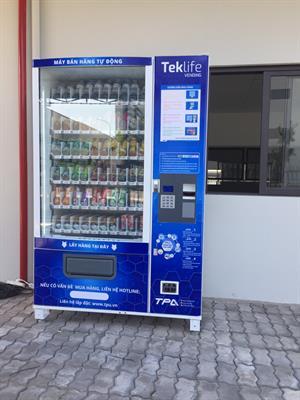 Máy bán hàng tự động TPA tại Khu Công Nghiệp Quế Võ, Bắc Ninh