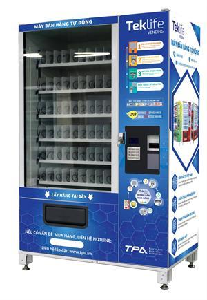 Bình Thuận đã có máy bán hàng tự động TPA