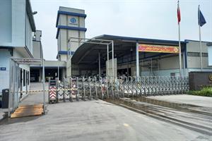 Lắp đặt máy bán hàng Teklife Vending tại Công ty TNHH Lạc Hồng