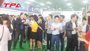 Không khí khai xuân rộn ràng của công ty cổ phần tự động hóa Tân Phát