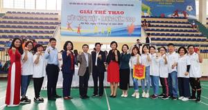 GIẢI THỂ THAO HỮU NGHỊ VIỆT - TRUNG NĂM 2020