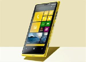 Lumia 920 - tấm vé vàng dành cho Nokia