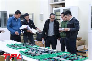 Bàn giao thiết bị đào tạo tại Khoa Sư Phạm Kỹ Thuật – Trường Đại học Sư Phạm Hà Nội