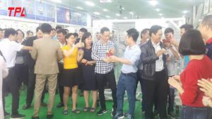 Công ty cổ phần tự động hóa Tân Phát rộn ràng khai xuân năm 2019