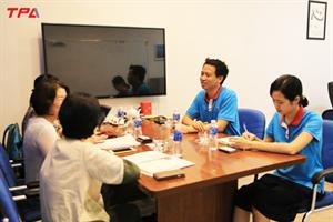 """VJCC gặp gỡ và chia sẻ """"Câu chuyện thành công của Tổng giám đốc TPA"""" và ảnh hưởng của khóa học Keieijuku"""