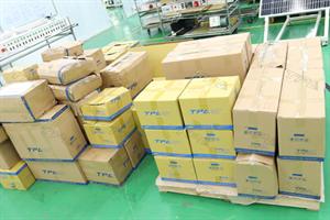 Quy trình đóng gói sản phẩm thiết bị đào tạo TPA