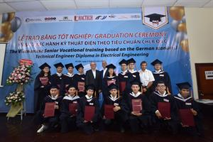 Đào tạo nghề theo chuẩn quốc tế: Cơ hội việc làm rộng mở cho lao động Việt Nam