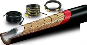 Lựa chọn và lắp ráp ống mềm thủy lực