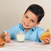 Top thực phẩm cải thiện chiều cao cho bé