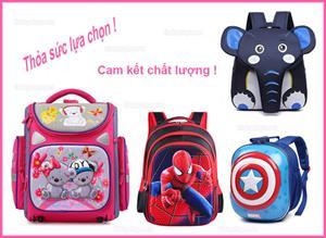 Địa chỉ bán balo trẻ em ở Hà Nội ?