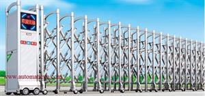 Cổng Inox tự động sự lựa chọn thông minh cho cơ quan và doanh nghiệp