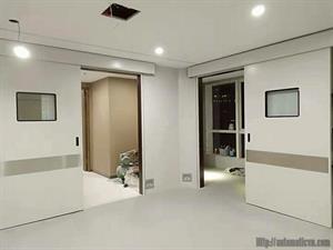 Bảo dưỡng cửa tự động bệnh viện Quốc Tế Vinmec - Time City