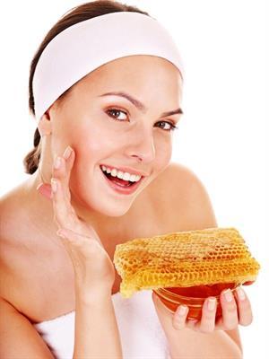 Cách làm trắng da từ mật ong