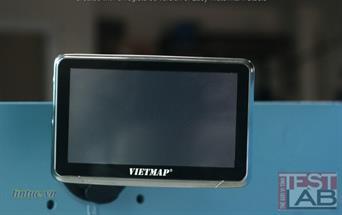 Đánh giá thiết bị dẫn đường GPS VietMap 304