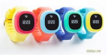 hereO - Smartwatch tích hợp GPS dành riêng cho trẻ em