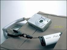 Thiết bị GPS cho máy ảnh số Sony