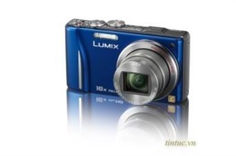 Máy ảnh Panasonic Lumix mới: thêm tính năng 3D, GPS