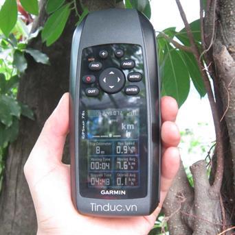 Hướng dẫn sử dụng máy định vị Garmin GPS 78 series