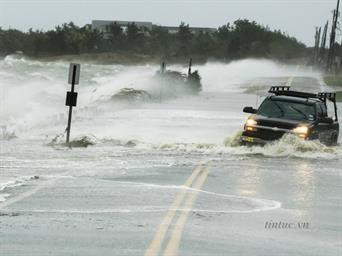 Sử dụng GPS để dự đoán bão
