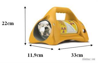 Kiến nghị gắn hệ thống định vị lên thiết bị phóng xạ