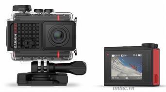 [IFA 2016] Garmin trình làng máy quay hành trình 4K, có GPS
