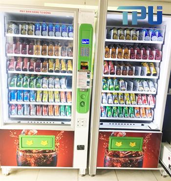 Gía máy bán hàng tự động  TPU tại Việt Nam bao nhiêu tiền