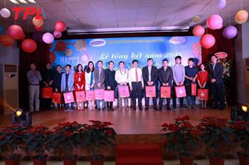 Công ty cổ phần tự động hóa Tân Phát tổ chức tiệc tất niên cho nhân viên  2018