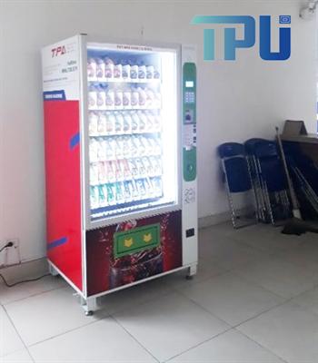 Thái Bình đã có máy bán hàng tự động TPU