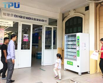 Làm sao để thu hút được nhiều khách hàng mua hàng trên máy bán hàng tự động Teklife Vending