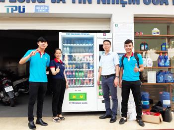 Thành phố Hồ Chí Minh sẽ được lắp đặt thêm 4000 máy bán hàng tự động TPU trong năm 2019