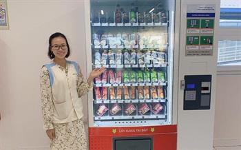 Máy bán hàng tự động TPA Vending Machine